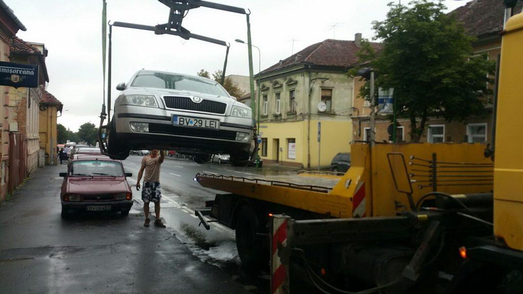 tractari autoturisme brasov