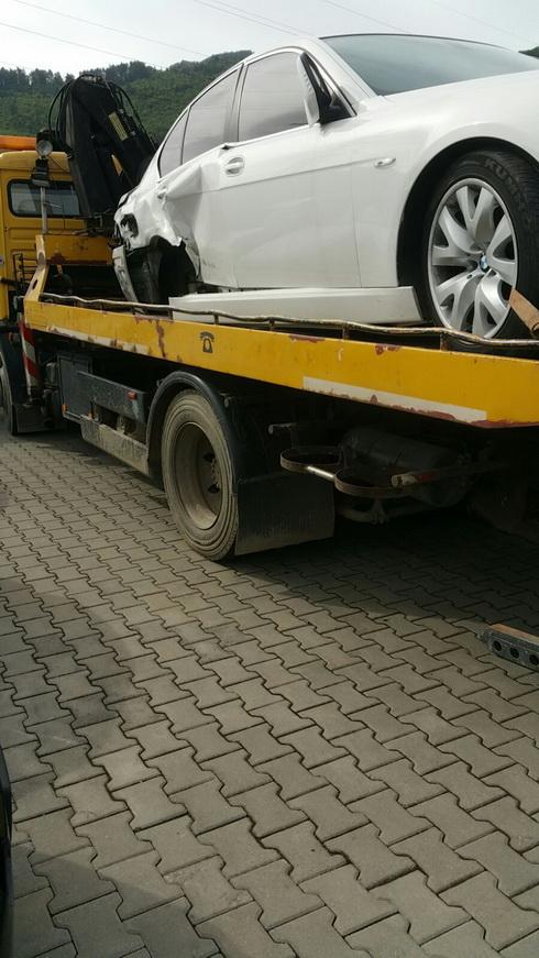 tractari auto accidentate